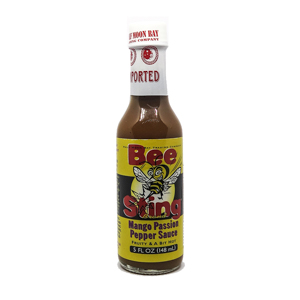 BeeSting Mango Passion Pepper Sauce 148 ml
