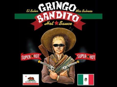 The Offspring Gringo Bandito Hot Sauce - Super Hot 148 ml