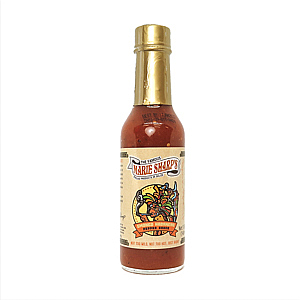 Marie Sharp's Smoked Habanero Pepper Sauce  148ml