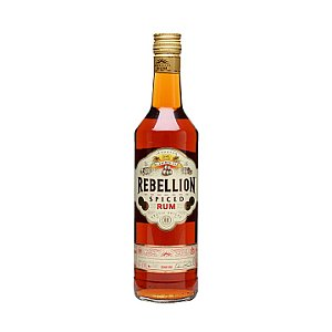 Rebellion Spiced Rum 37,5% 0,7l
