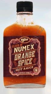 Cajohn's Elixir Of Numex Orange Spice Hot Sauce 200 ml
