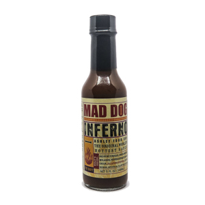 Mad Dog Inferno! Hot Sauce 148 ml