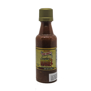 Marie Sharp's Smokin Marie Habanero Pepper Sauce 50ml