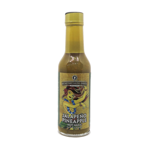 Heartbreaking Dawns Jalapeno Pineapple Hot Sauce 142g