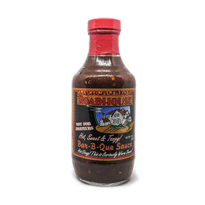Roadhouse Hot'n'Spicy BBQ Sauce 538g