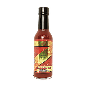 """Z"" Nothing Beyond Hot Sauce  (4 000 000 SHU) 148ml"