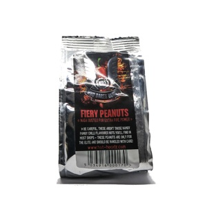 Who Dares Burns! Peanuts 80g