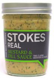 Stokes Mustard and Dill Sauce 213g