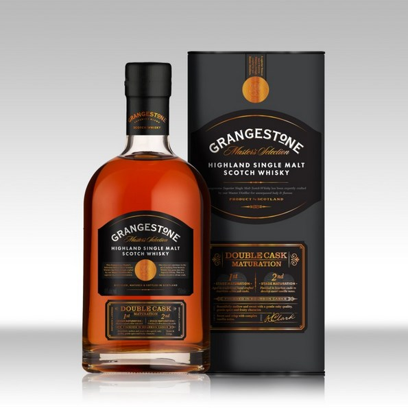 Grangestone Single Malt Whisky NAS Bourbon Cask 0,7L 40%