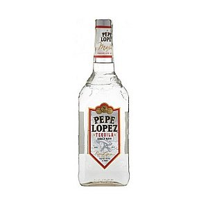 Tequila Pepe Lopez Silver 40%