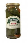 Giulianos Whole Jalapeno Peppers 473 ml