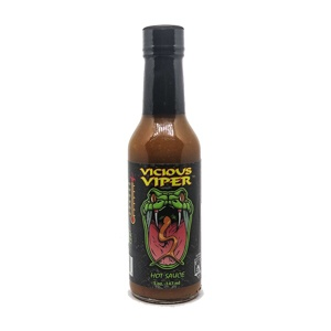 Vicious Viper Hot Sauce! 148ml